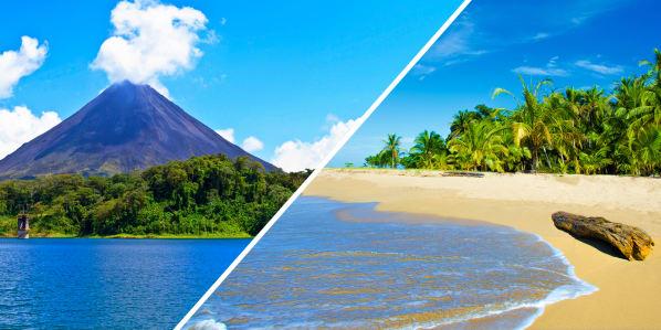 Autotour & Extension Balnéaire au Costa Rica