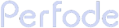 Perfode Logo