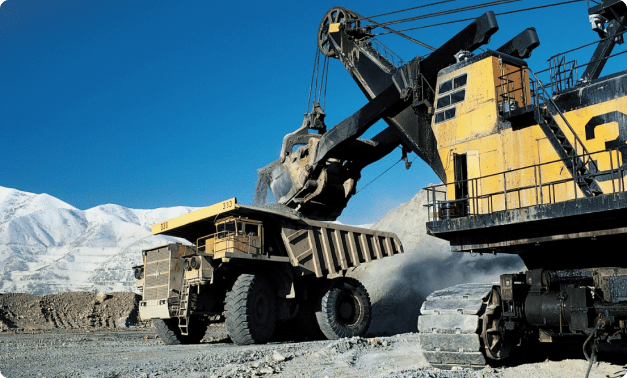 Caterpillar Mining Parts