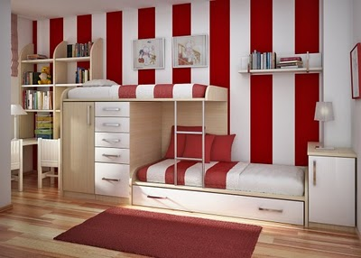 decoración de habitación