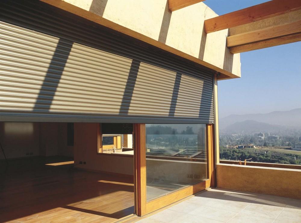 persianas de exterior