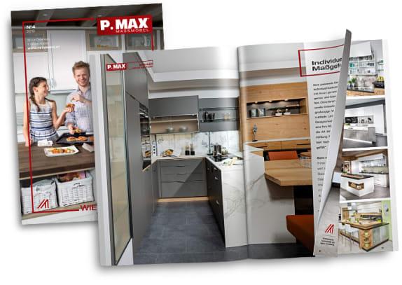 Das aktuelle P.MAX Magazin