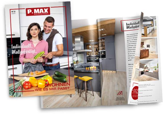 Das neue P.MAX Wohnbuch