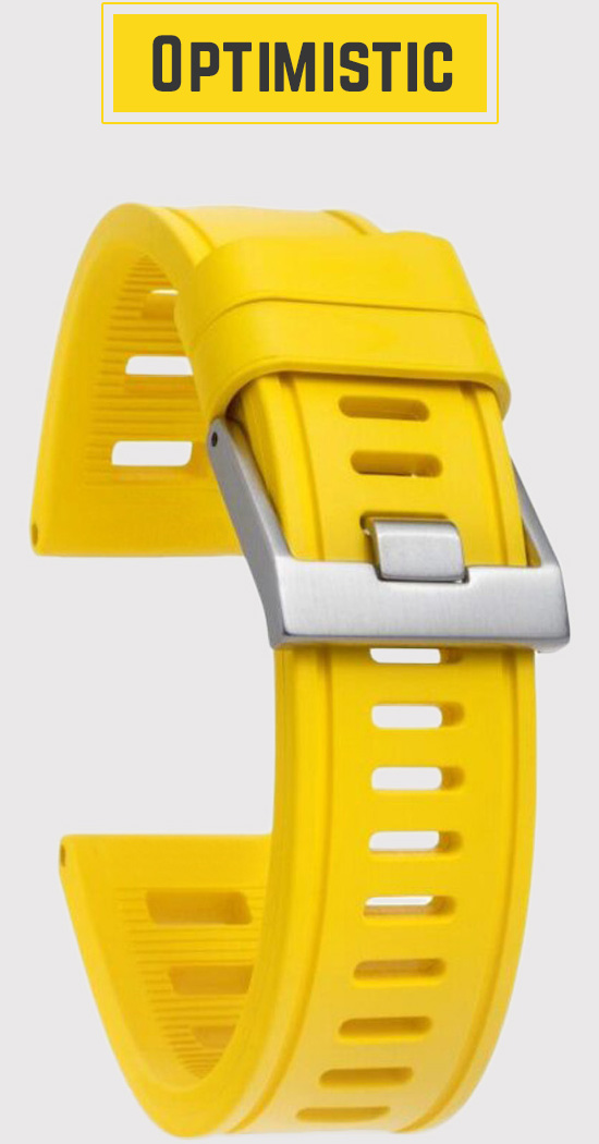isofrane style watch straps