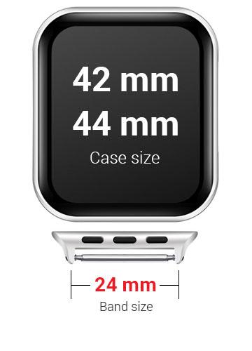 Apple watch size