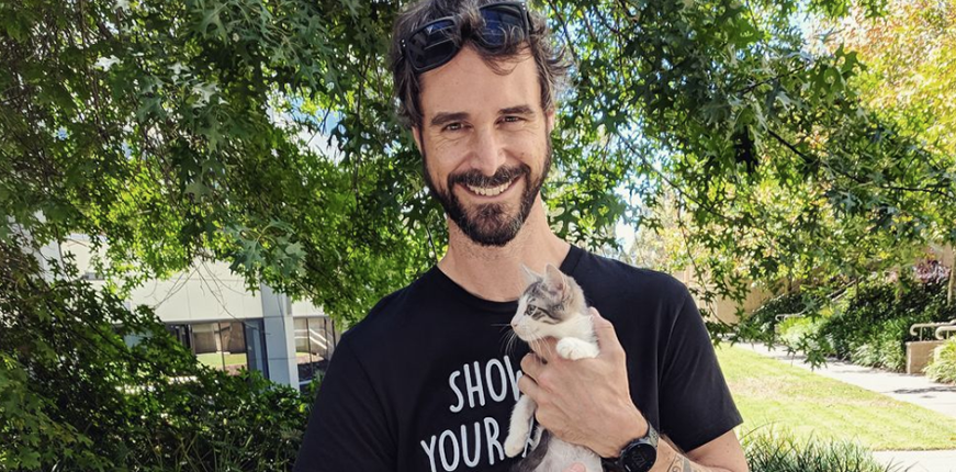 Saying goodbye to PetRescue's awesome Co-Founder, JB