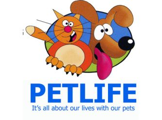 Large petlife logo tagged