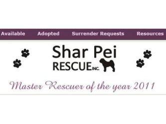 Shar Pei Rescue Inc