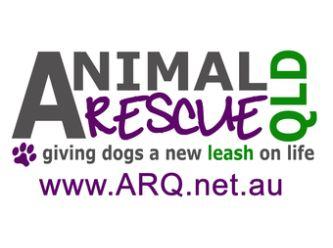 Large arq logo white