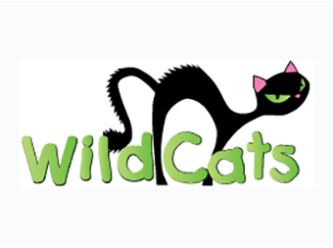 Large wildcats logopr