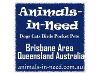 Large animals in need logo