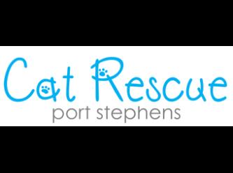 Large cat rescue logo