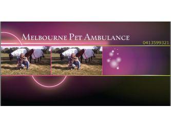 Melbourne Pet Ambulance