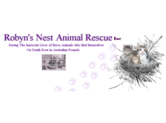 Robyn's Nest Animal Rescue