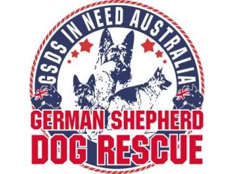 Large gsds in need logo