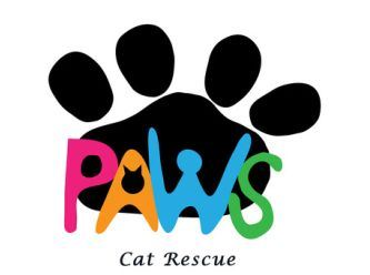Large paws rescue logo