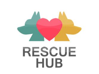 Large rescue hub logo