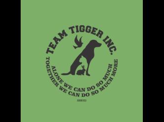 Large green logo