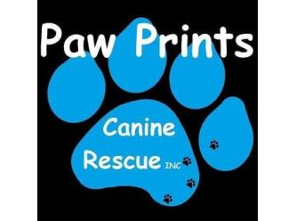 Paw Prints Canine Rescue Inc.
