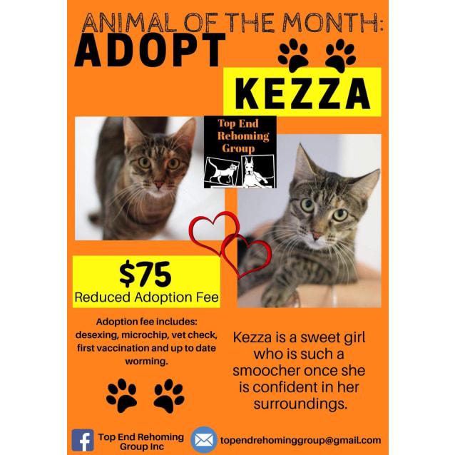 Photo of Kezza