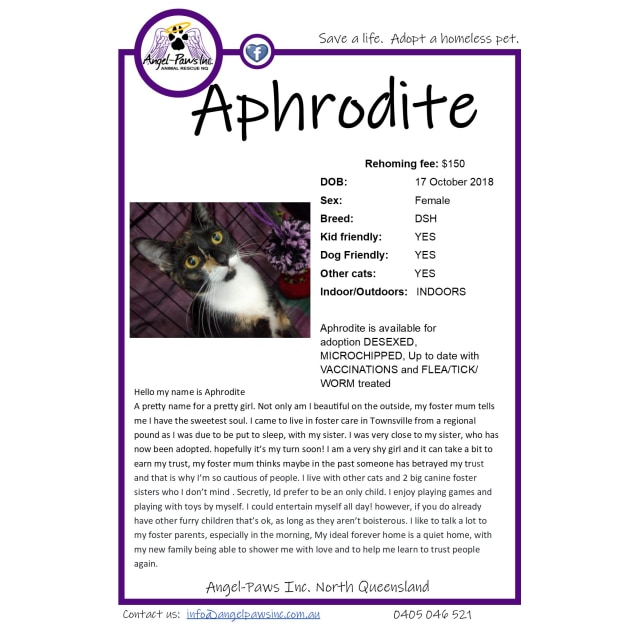 Photo of Aphrodite