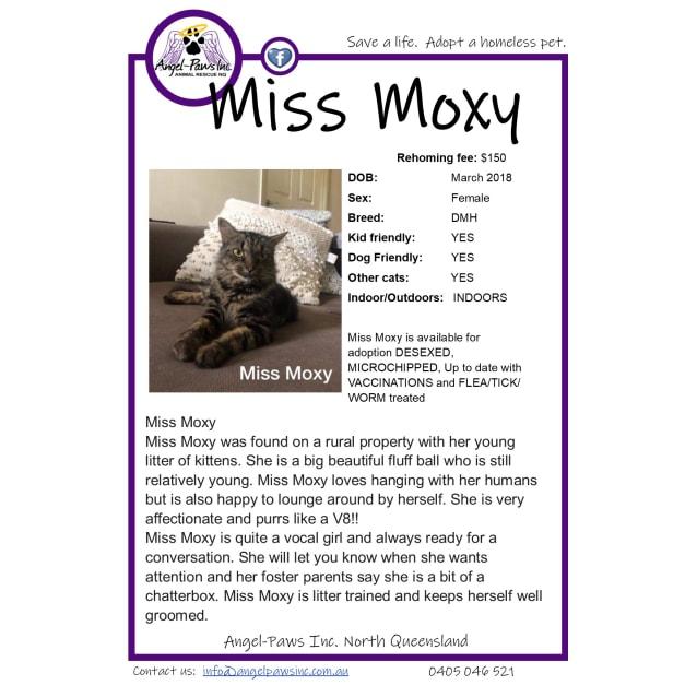 Photo of Miss Moxy