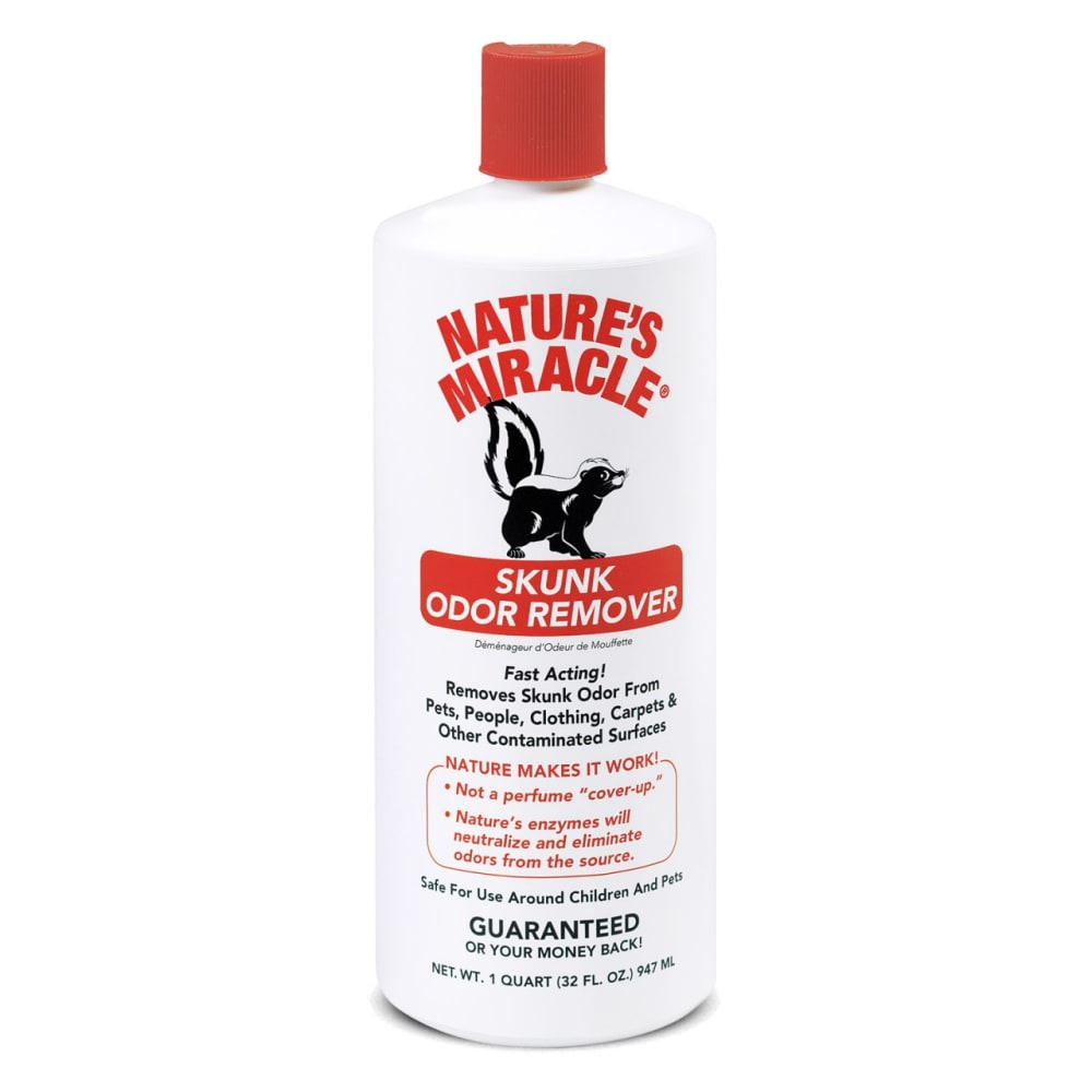 Nature's Miracle - Skunk Odor Remover 32oz