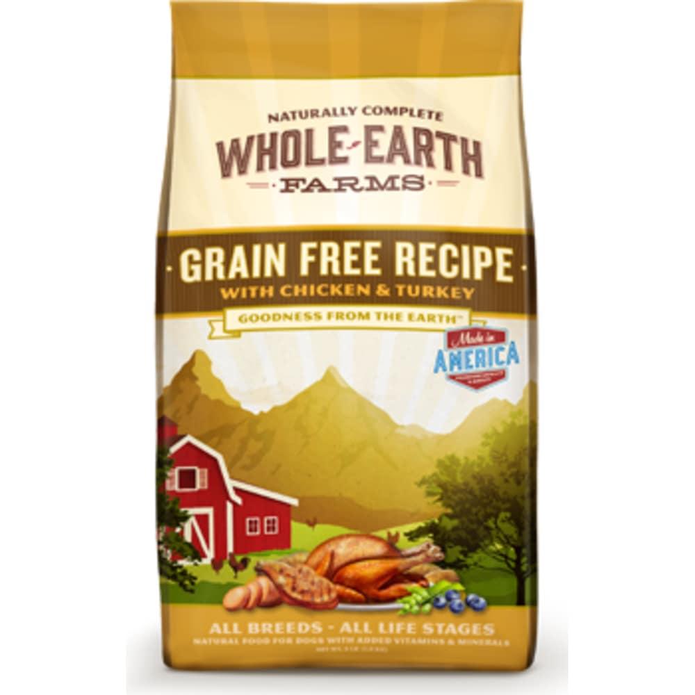 Whole earth farms chicken turkey recipe grain free dry dog food 2 whole earth farms chicken turkey recipe grain free dry dog food forumfinder Image collections