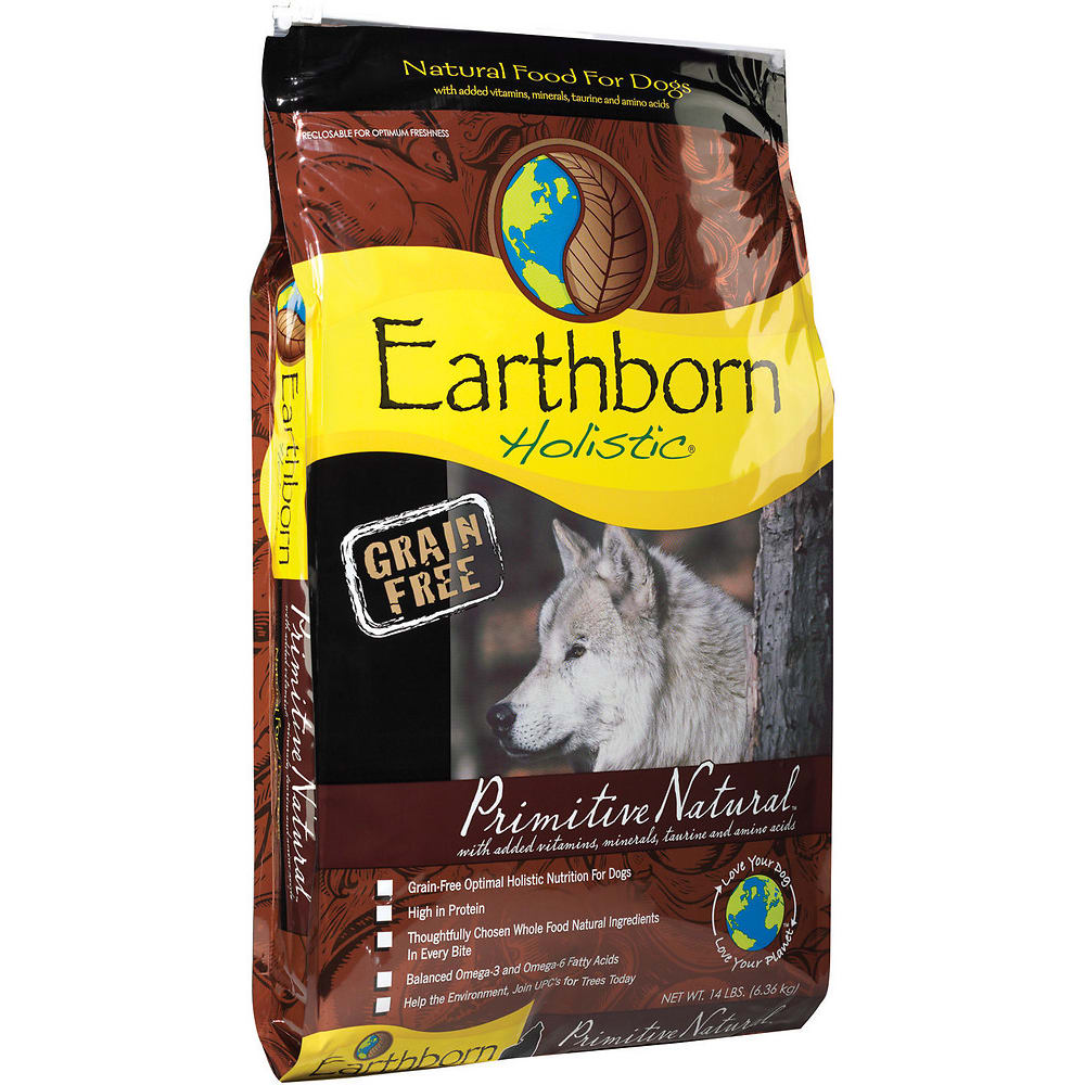 Earthborn Holistic - Primitive Natural Grain-Free Dry Dog Food