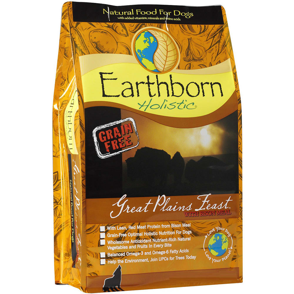 Earthborn Holistic - Great Plains Feast Grain-Free Dry Dog Food