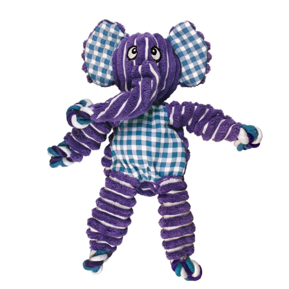 Kong - Floppy Knots Elephant Medium/Large Dog Toy
