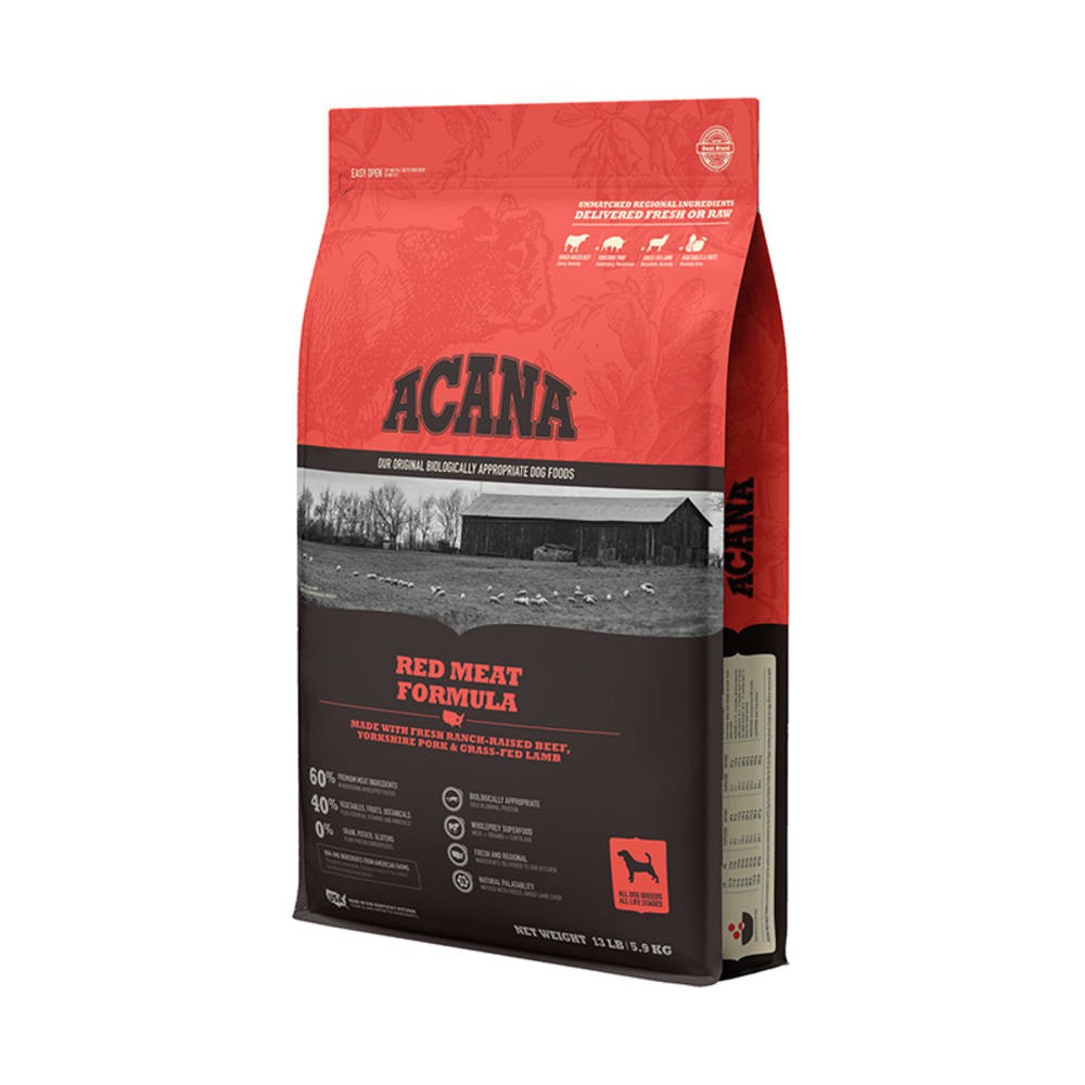 Acana - Heritage Red Meat Formula Grain-Free Dry Dog Food