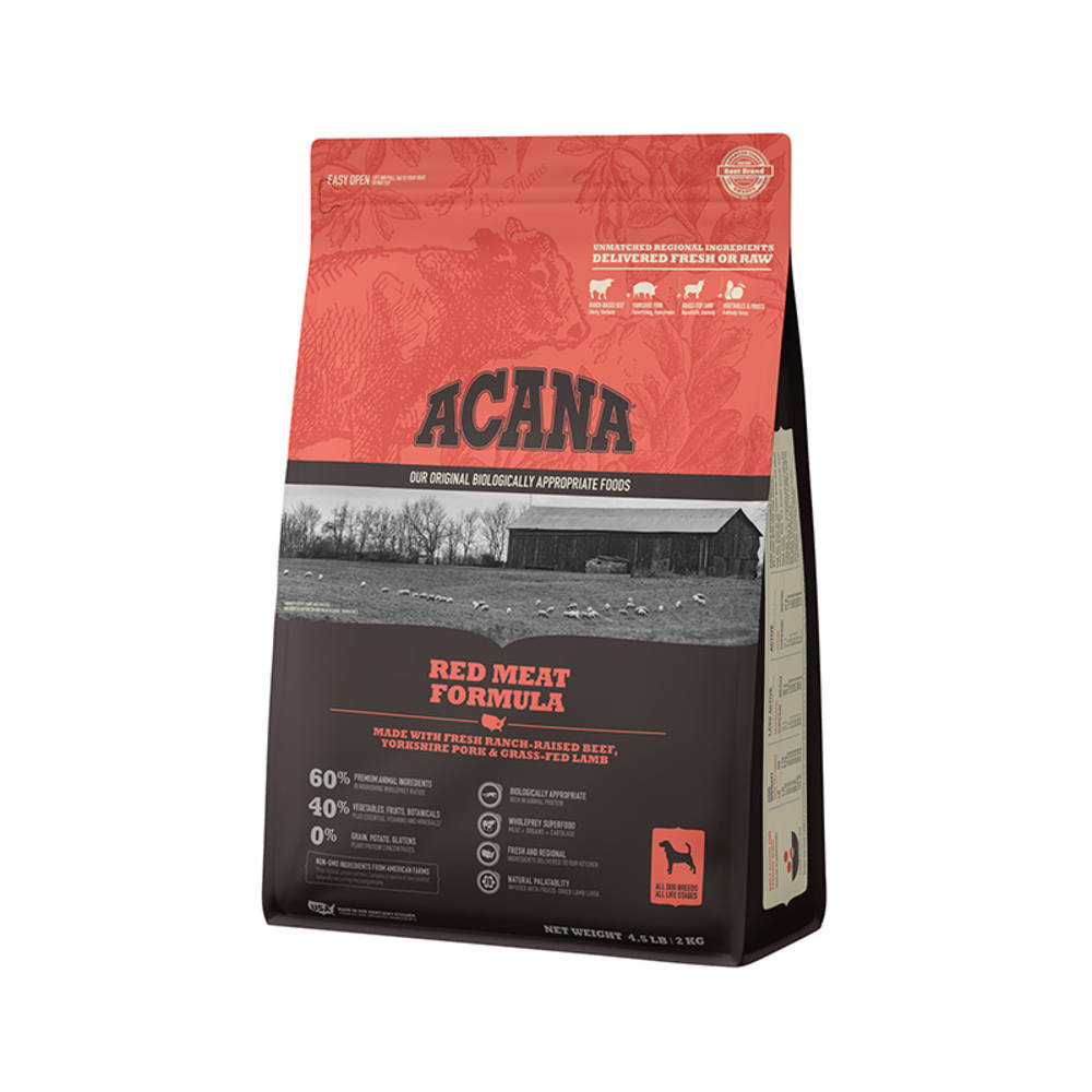 Acana - Heritage Meats Formula Grain-Free Dry Dog Food