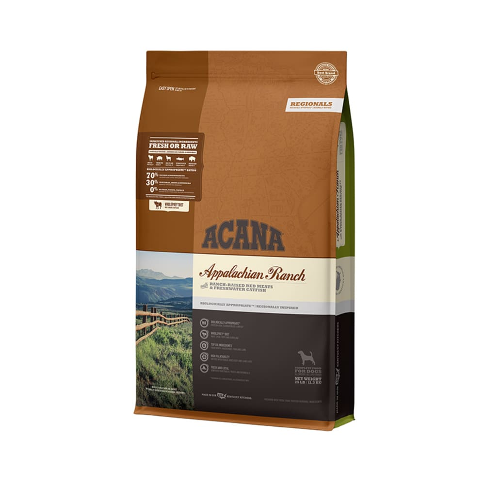 Acana - Appalachian Ranch Grain-Free Dry Dog Food