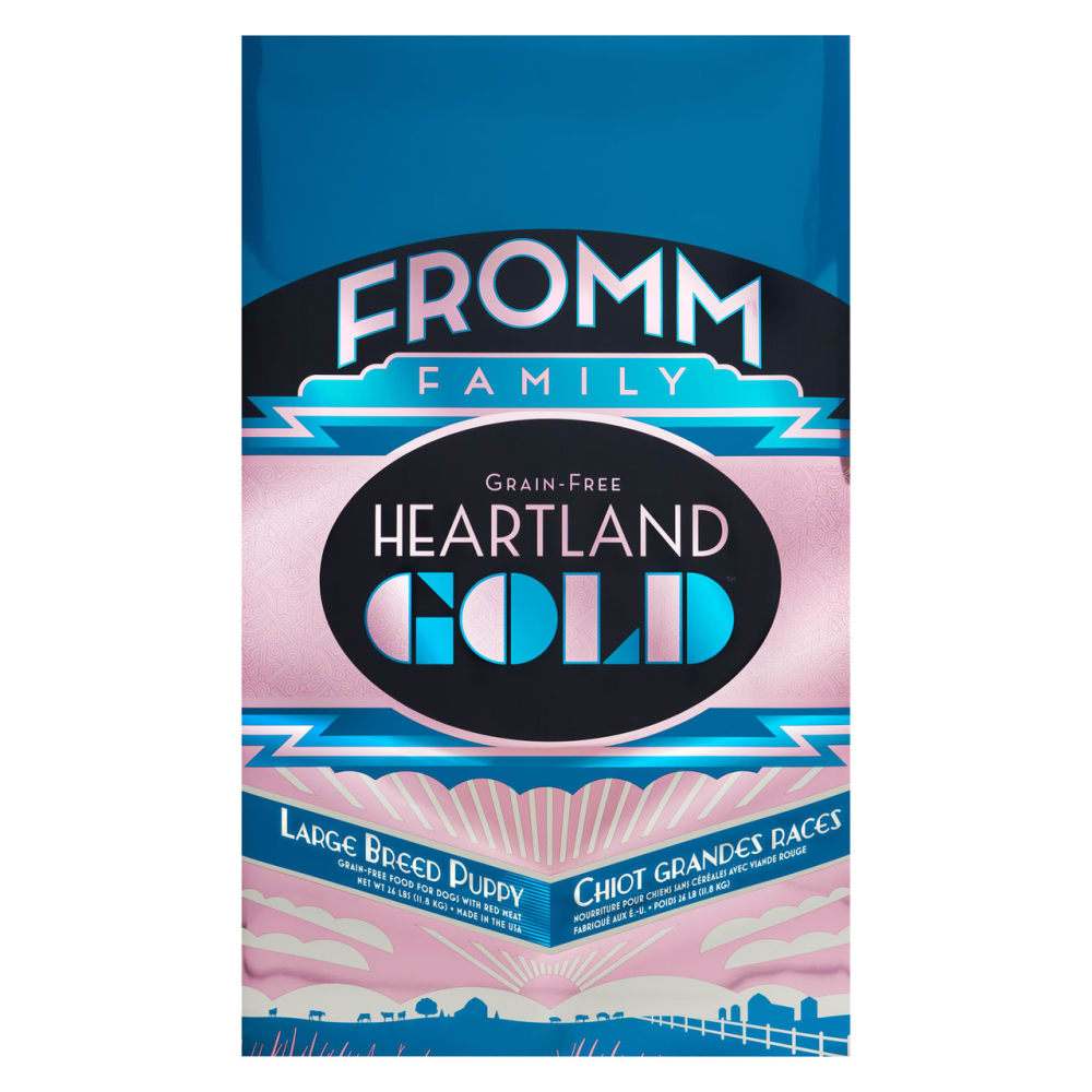 Fromm - Heartland Gold Large Breed Puppy Grain-Free Dry Dog Food