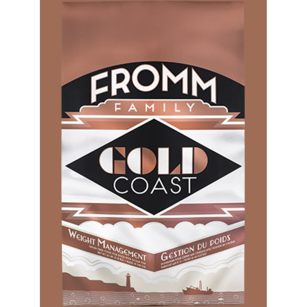 Fromm Gold Coast Weight Management Grain Free Dry Dog Food ...