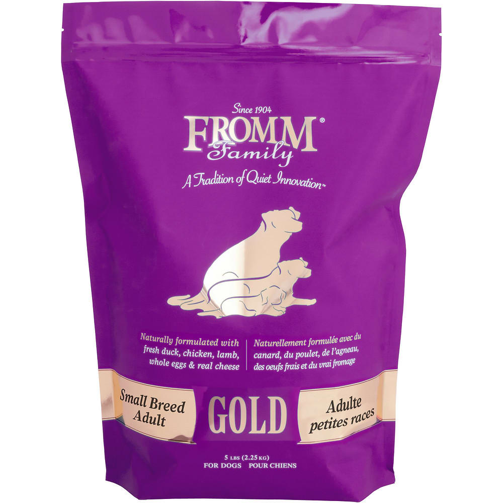 Fromm - Gold Small Breed Adult Dry Dog Food