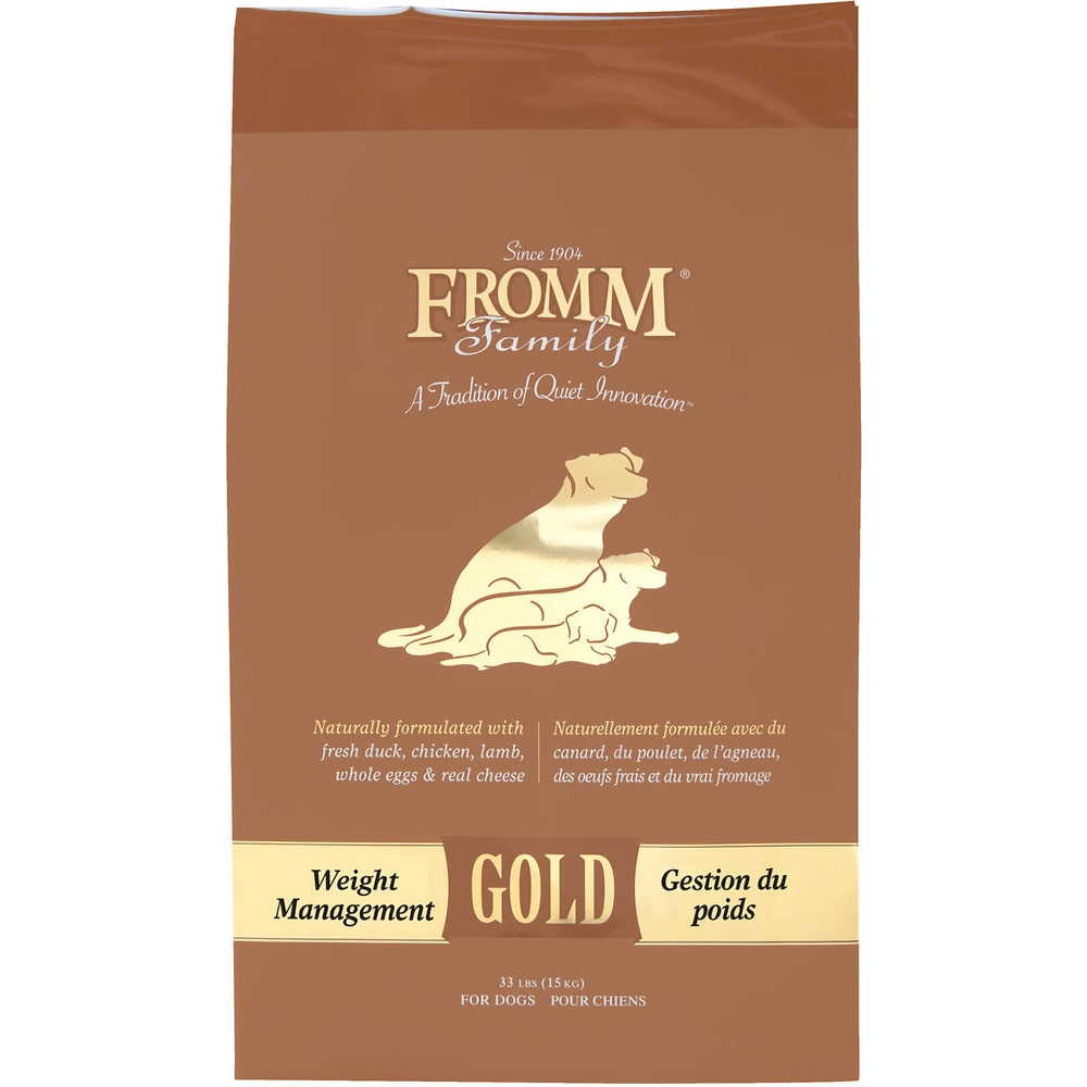 Fromm - Gold Weight Management Dry Dog Food