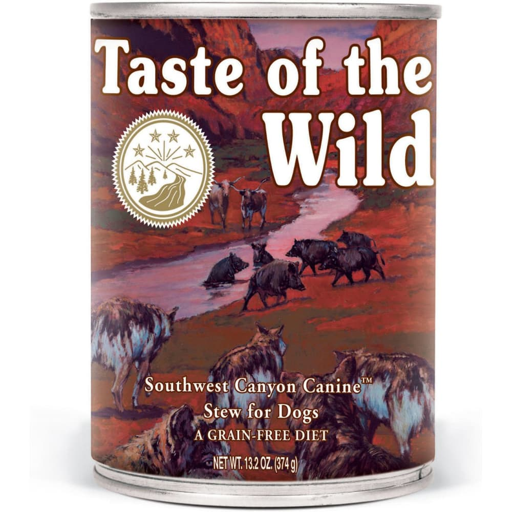Taste Of The Wild - Southwest Canyon Grain-Free Canned Dog Food