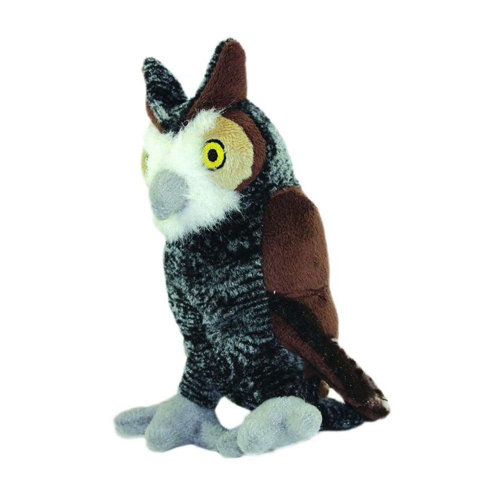 VIP Products - Mighty Jr Owl Soft & Durable Dog Toy, 9in