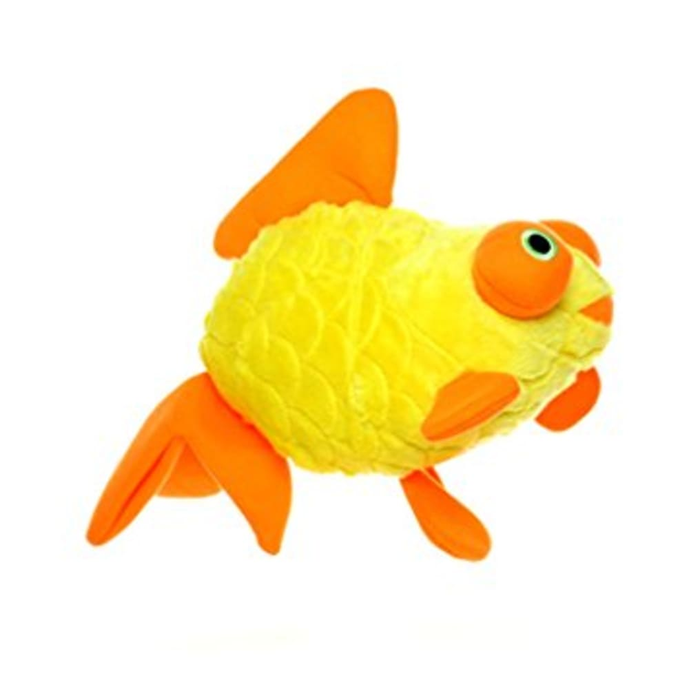 VIP Products - Mighty Goldfish Soft & Durable Dog Toy, 14in