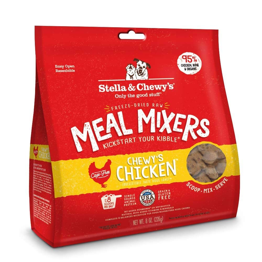 Stella & Chewy's - Chewy's Chicken Meal Mixers Grain-Free Freeze Dried Food