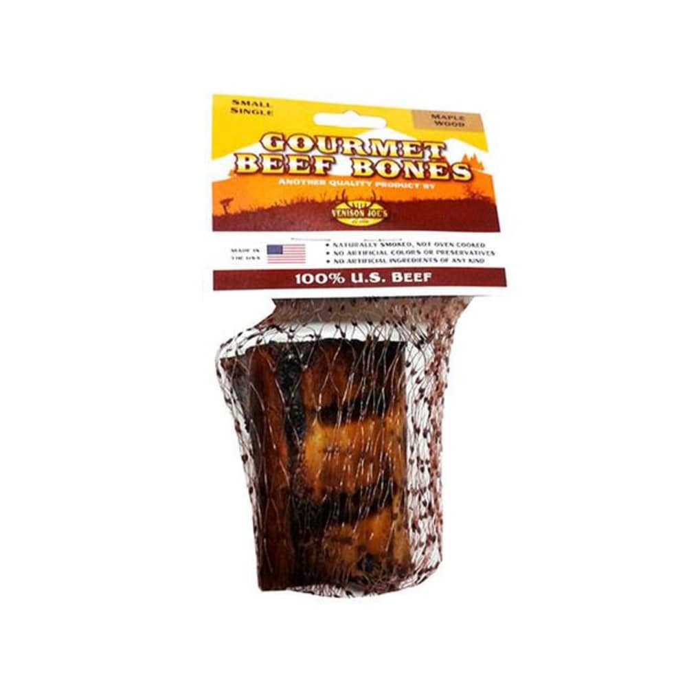 Venison Joe's - 100% US Beef Bone 7 Inch Hickory Wood Grain-Free Dog Chews