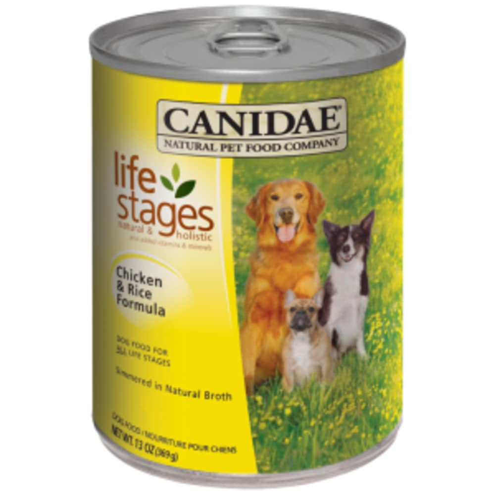 Canidae - All Life Stages Chicken & Rice Formula Canned Dog Food