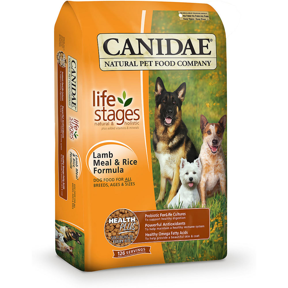 Canidae - All Life Stages Lamb Meal & Rice Formula Dry Dog Food