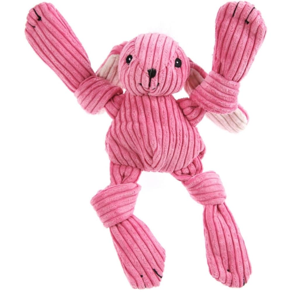 HuggleHounds - Woodland Knottie Bunny Dog Toy