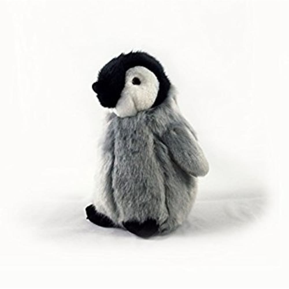 Fluff & Tuff - Skipper The Penguin Durable & Ultra Plush Dog Toy, 8in