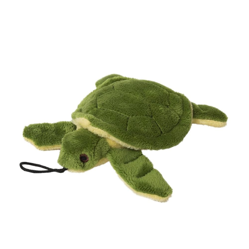Fluff & Tuff - Shelly The Turtle Durable & Ultra Plush Dog Toy, 5in
