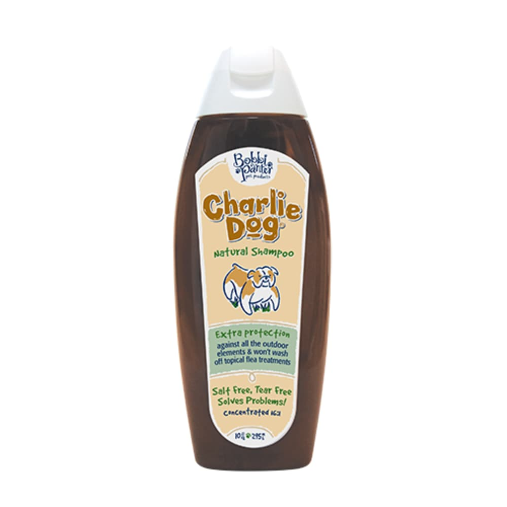 Bobbi Panter Pet Products - Charlie Dog Natural Outdoor Solution Dog Shampoo, 10oz