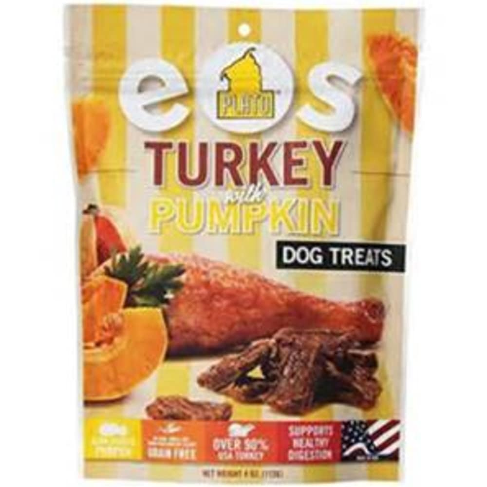 Plato - EOS Turkey With Pumpkin Grain-Free Dog Treats